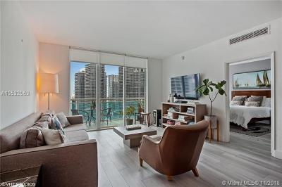 Miami Condo For Sale: 951 Brickell Ave #3307