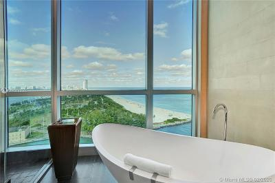 Ritz Carlton Bal Harbour Rental For Rent: 10295 Collins Av #1616