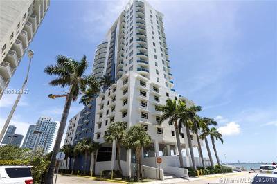 New Wave Condo, New Wave Condominium Condo For Sale: 725 NE 22nd St #15D