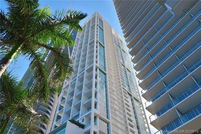 Miami Condo For Sale: 1040 Biscayne Blvd #2008