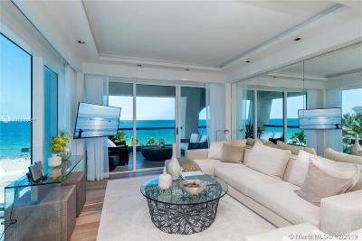 Fort Lauderdale Condo For Sale: 551 N Fort Lauderdale Beach Blvd #301