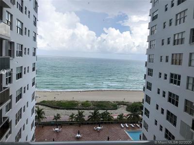 Miami Beach Condo For Sale: 6039 Collins #1119