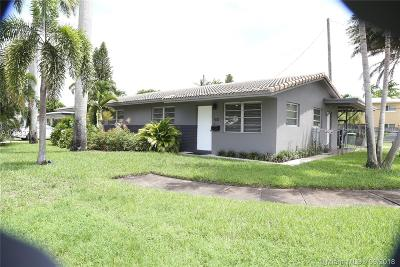 Wilton Manors Multi Family Home For Sale: 500 NE 24th St