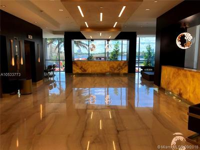 Hollywood Condo For Sale: 777 N Ocean Dr #S323