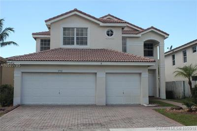 Miramar Single Family Home For Sale: 2532 SW 156th Ave