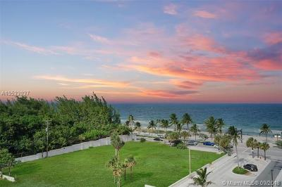 Fort Lauderdale Condo For Sale: 701 N Fort Lauderdale Blvd #506
