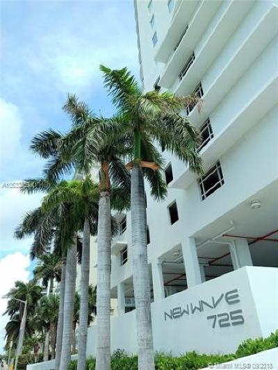 Miami Condo For Sale: 725 NE 22nd St #8F