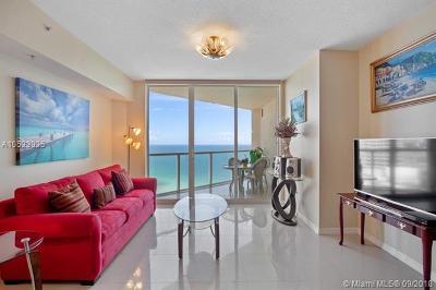 Sunny Isles Beach Condo For Sale: 16699 Collins Ave #3605