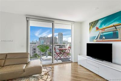Miami Beach Condo For Sale: 1688 West Ave #702