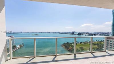 Miami Condo For Sale: 2020 N Bayshore Dr #1910
