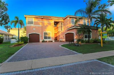 Miramar Single Family Home For Sale: 4975 SW 186th Way