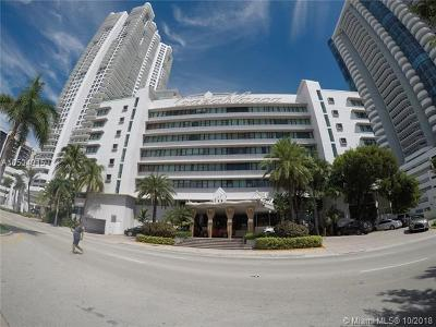 Miami Beach Condo For Sale: 6345 Collins Ave #440