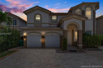 Doral Single Family Home For Sale: 8503 NW 115th Ct
