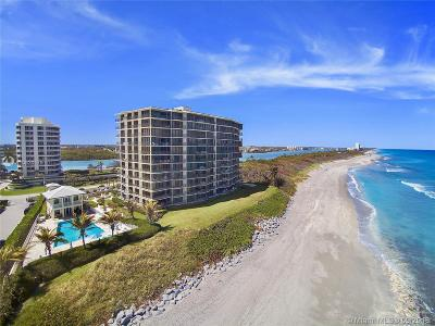 Tequesta Condo For Sale: 400 Beach Rd #302