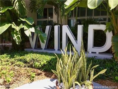 Condo For Sale: 350 S Miami Ave #501