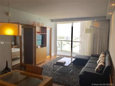 Miami Beach Condo For Sale: 6365 Collins Ave #2811