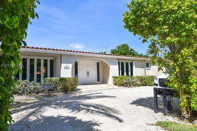 Key Biscayne Single Family Home For Sale: 721 S Mashta Dr