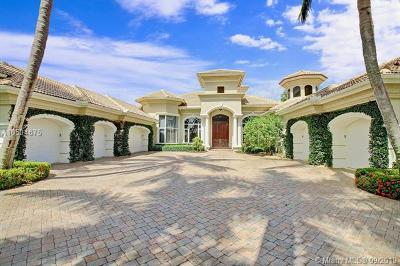 Palm Beach Gardens Single Family Home For Sale: 305 Grand Key Terrace