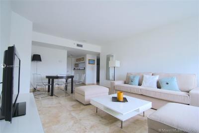 Miami Beach Condo For Sale: 650 West Ave #303