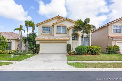 Boynton Beach Single Family Home For Sale: 7531 Colony Palm Dr