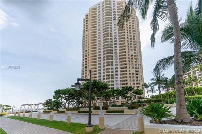 Miami Condo For Sale: 808 Brickell Key Dr #1207