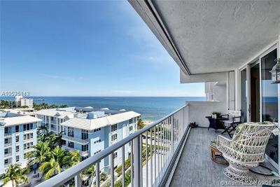 Deerfield Beach Condo For Sale: 800 SE 20th Ave #1007