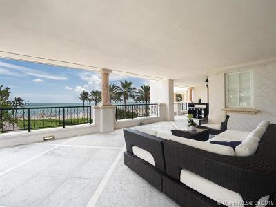 Fisher Island Condo For Sale: 7621 Fisher Island Dr #7621