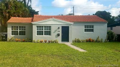 Fort Lauderdale Single Family Home For Sale: 619 SW 20th St