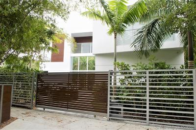 Miami Single Family Home For Sale: 1701 Tigertail Ave