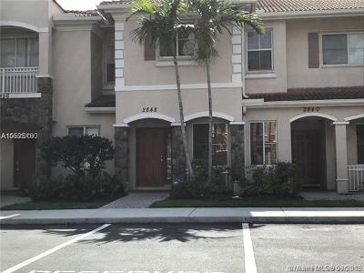 Miramar Condo For Sale: 2848 SW 83rd Ave #102