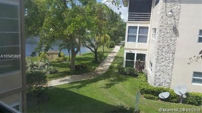 Lauderdale Lakes Condo For Sale: 5003 NW 35th St #512