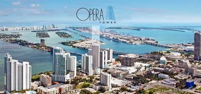 Miami Condo For Sale: 1750 N Bayshore Dr #5314