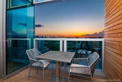 Edition, Edition Miami Beach, Edition Residences, The Edition Residences, Miami Beach Edition, 2901 Collins Condo Condo For Sale: 2901 Collins Ave #1403