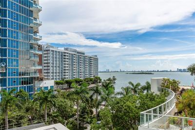 Miami Condo For Sale: 2020 N Bayshore Dr #609