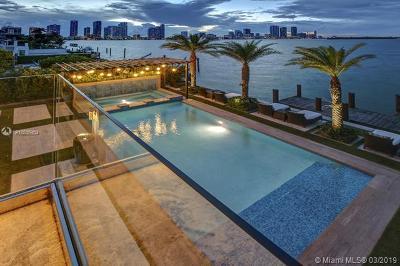 Single Family Home For Sale: 1021 N Venetian Dr