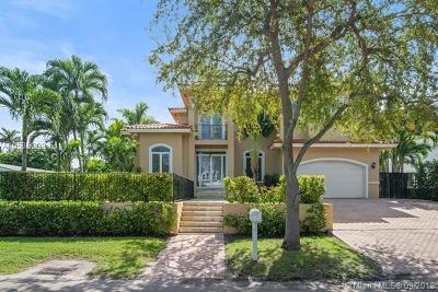 Key Biscayne Single Family Home For Sale: 301 Woodcrest Rd