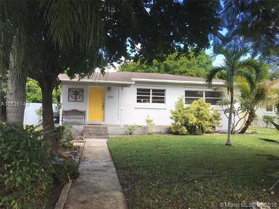 Fort Lauderdale Single Family Home For Sale: 1720 NW 8th Ave