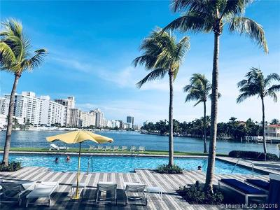 Miami Beach Condo For Sale: 6103 Aqua Ave #1005