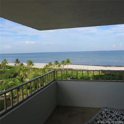 Key Biscayne Condo For Sale: 177 Ocean Lane Dr #708