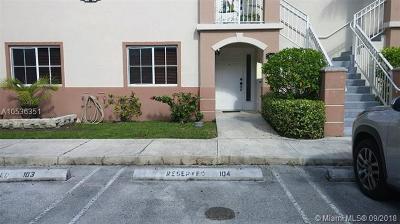 Homestead Condo For Sale: 2701 SE 12th Rd #104