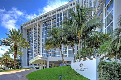 Harbour House, Harbour House Condo Condo For Sale: 10275 Collins Avenue #523