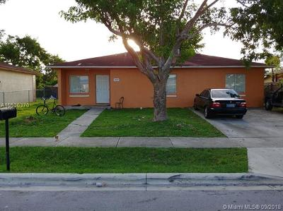 Florida City Single Family Home For Sale: 1305 NW 7th Ave
