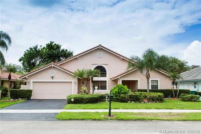 Davie Single Family Home For Sale: 2211 SW 97th Rd