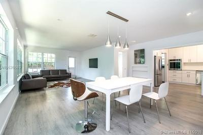 Miami Shores Single Family Home For Sale: 116 NE 97th St