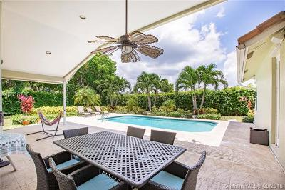 Delray Beach Single Family Home For Sale: 2923 Sabalwood Court