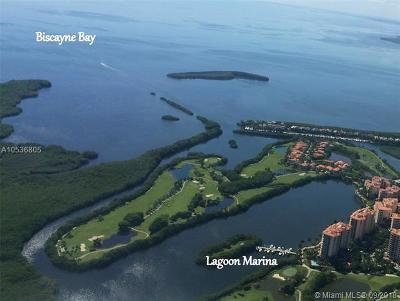 Coral Gables Residential Lots & Land For Sale: 13660 Deering Bay Dr., L15
