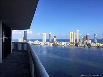 Aventura Condo For Sale: 3000 Island Blvd #2406