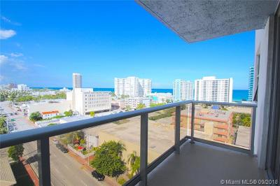 Miami Beach Condo For Sale: 401 69th Street #1001