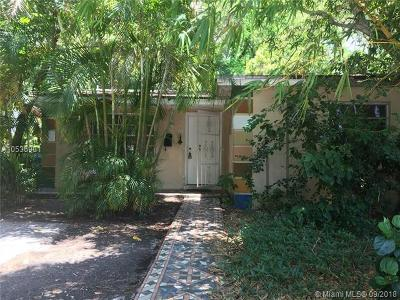 Miami Single Family Home For Sale: 315 NW 51 St