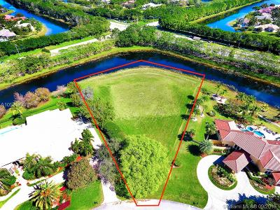 Weston Residential Lots & Land For Sale: 3764 Pine Lake Dr